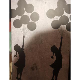 メディコムトイ(MEDICOM TOY)のBE@RBRICK Flying Balloons Girl 100%&400%(その他)