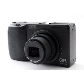 リコー(RICOH)の《ほぼ新品》初代 Ricoh GR digital 1(コンパクトデジタルカメラ)