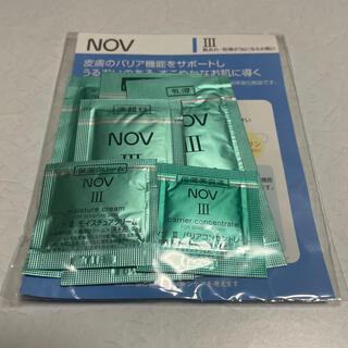 ノブ(NOV)のノブ Ⅲ フェイスケアセット(その他)