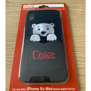 iPhoneケース コカコーラ