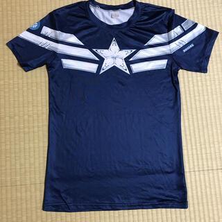 マーベル(MARVEL)のマーベル★キャプテンアメリカ Tシャツ(Tシャツ/カットソー(半袖/袖なし))
