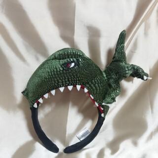 ユニバーサルスタジオジャパン(USJ)のUSJ 恐竜 ジュラシックパーク カチューシャ ユニバーサルスタジオジャパン(キャラクターグッズ)