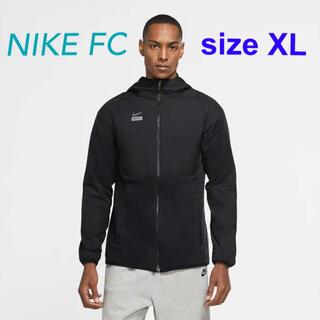 NIKE - 新品 size XL NIKE F.C. ナイキフリース リフレクター