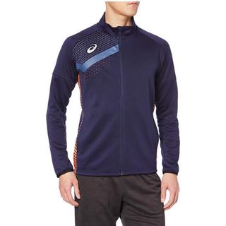 アシックス(asics)の[アシックス] サッカーウエア トレーニングジャケット 2101A122 メンズ(ウェア)