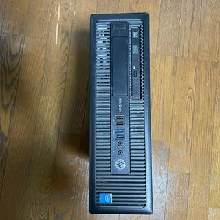 HP - HP EliteDesk Corei7-4790 メモリ8GB SSD256GB