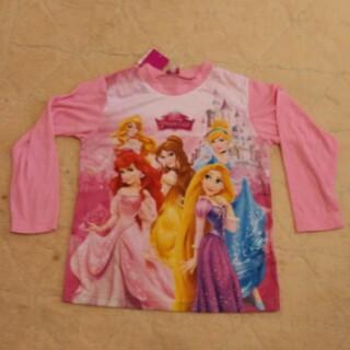 Disney - ディズニープリンセス ロンT 長袖 ロングTシャツ 新品 タグ付き アリエル