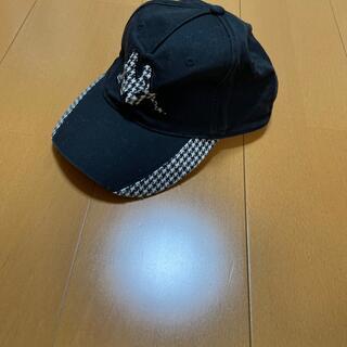 Kappa - カッパ ゴルフ、キャップ黒 フリー