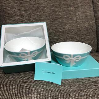 ティファニー(Tiffany & Co.)のTiffany& Co. ブルーボックスボウル ペア(食器)
