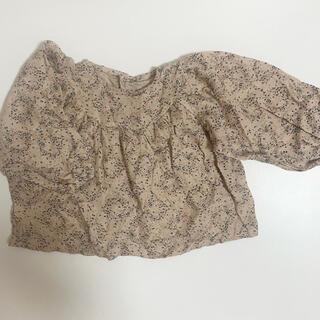 プティマイン(petit main)の海外子供服 80(Tシャツ)
