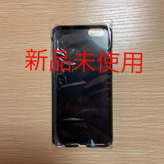 iPhone6Plus無地ケース ブラック
