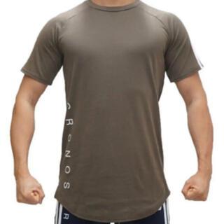 NIKE - クロノス cronos Tシャツ Sサイズ カーキ