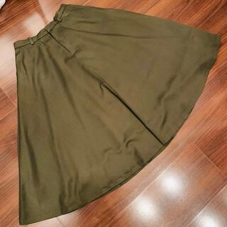 ミラオーウェン(Mila Owen)の膝丈フレアスカート ミラオーウェン(ひざ丈スカート)
