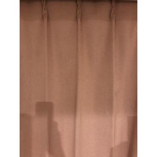Francfranc - 一級遮光カーテン2枚組防炎防音 幅100cm×丈200ニトリ フランフラン