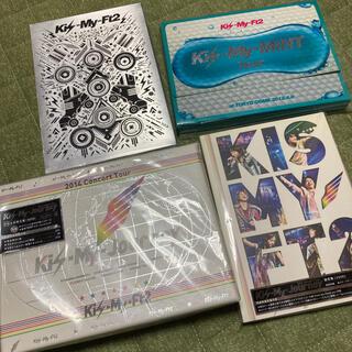 Kis-My-Ft2 - Kis-My-Ft2 ライブDVD まとめ売り