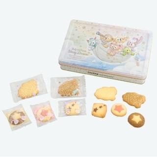 ダッフィー(ダッフィー)のダッフィー スターリードリームス アソーテッド・クッキー缶(菓子/デザート)