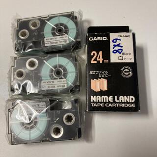 CASIO - 新品未使用 CASIOネームランド カートリッジ‼️