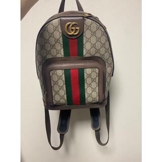 Gucci - GUCCI バッグ バッグパック リュック スモールサイズ