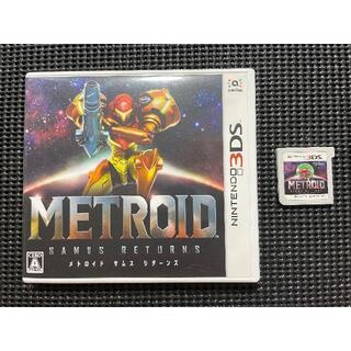 ニンテンドー3DS - メトロイド サムスリターンズ 3DS ニンテンドー 任天堂
