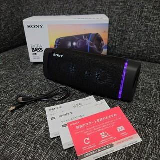 SONY - SONY ワイヤレスポータブルスピーカー SRS-XB33(B)