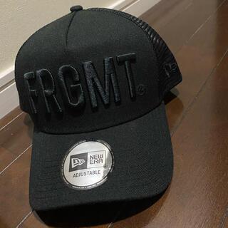 フラグメント(FRAGMENT)のNEWERA FRAGMENT DESIGN 9FORTY A-Frame 黒(キャップ)