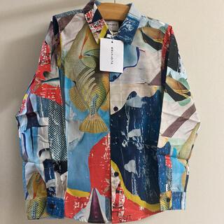 コドモビームス(こども ビームス)のwolf&rita ウルフアンドリタ120.130♡アートなお魚のシャツ(その他)