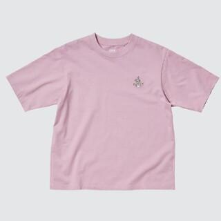 UNIQLO - ユニクロ ディズニーファーリーフレンズTシャツ とんすけ L