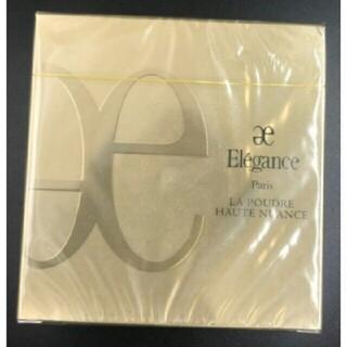 Elégance. - 新品 エレガンス ラプードル オートニュアンスⅣ 8.8g フェイスパウダー