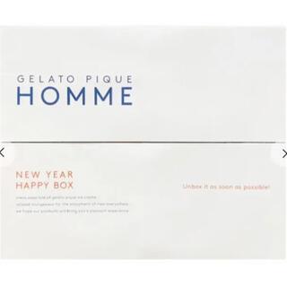 gelato pique - ジェラートピケオム メンズ 2021 福袋