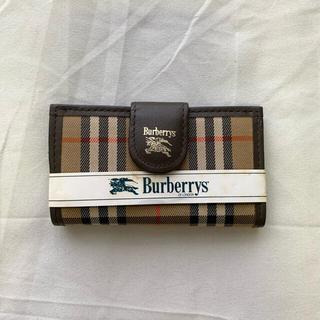 BURBERRY - BURBERRY キーケース ノバチェック