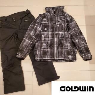 ゴールドウィン(GOLDWIN)のGOLDWIN スキーウェア上下セット Mサイズ(ウエア)