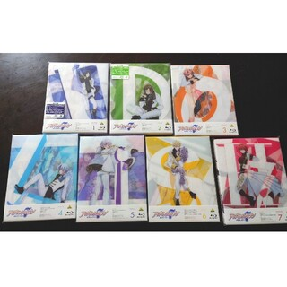 バンダイ(BANDAI)のアイドリッシュセブン 特装限定版 Blu-ray 1〜6巻(アニメ)