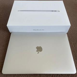 Mac (Apple) - MacBook Air 2020 M1 USキー 512GB シルバー