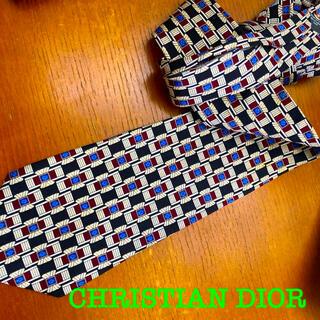 クリスチャンディオール(Christian Dior)のディオール ネクタイ(ネクタイ)
