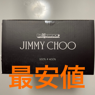 MEDICOM TOY - BE@RBRICK JIMMY CHOO 100% & 400%