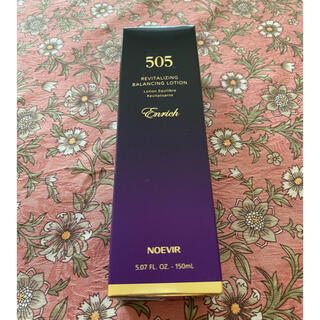 noevir - 新品未使用★ノエビア505薬用エンリッチローション