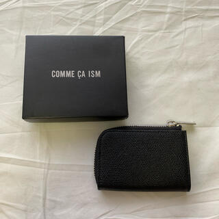 COMME CA ISM - COMME CA ISM キーケース ブラック 黒