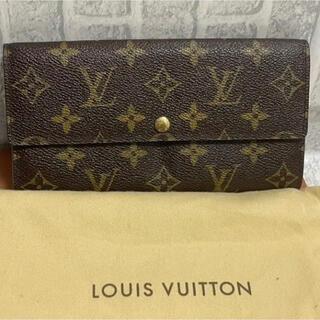 LOUIS VUITTON - ルイヴィトン モノグラム ポルトフォイユサラ 長財布