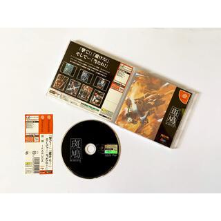 セガ(SEGA)のドリームキャスト 斑鳩 帯あり Dreamcast DC Ikaruga(家庭用ゲームソフト)