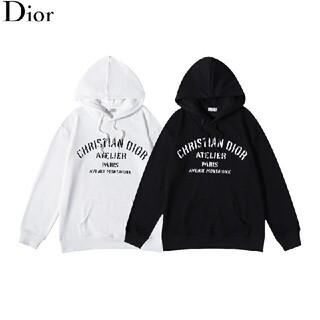 ディオール(Dior)の新品!男女兼用Diorパーカー2枚13000 #20(パーカー)