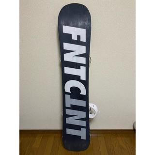 fanatic - FNTC TNT 147cm 板のみ(ホットワックス済み)