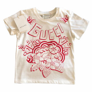 Gucci - 〈新品未使用タグ付き〉GUCCI子供服 男女兼用 Tシャツ 2019SS