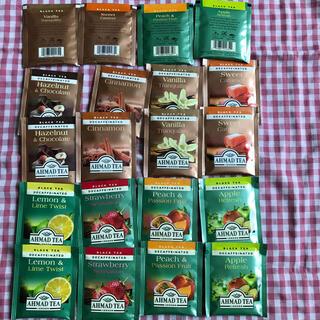 KALDI - アーマッド紅茶20袋デカフェスイーツセレクションフルーツセレクションAHMAD