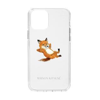MAISON KITSUNE' - メゾンキツネ MAISON KITSUNE iPhone12/12Proケース