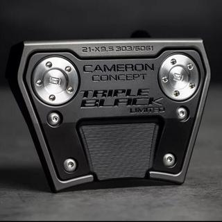 Scotty Cameron - スコッティキャメロン パター ファントムX 9.5 オールブラック 34インチ