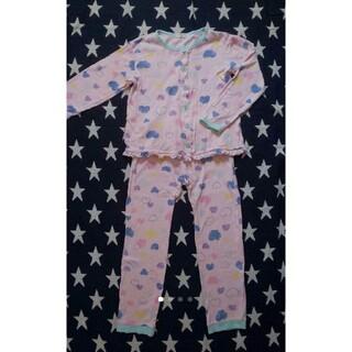アンパサンド(ampersand)のampersand アンパサンド 長袖パジャマ 春秋 女の子 サイズ140cm(パジャマ)