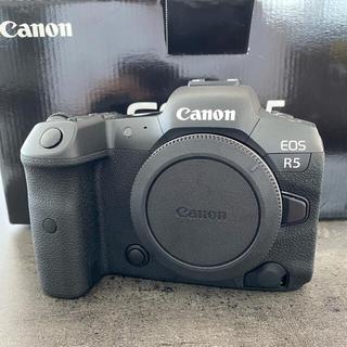 Canon - Canon ミラーレスフルサイズ一眼 EOS R5 ボディ 中古美品