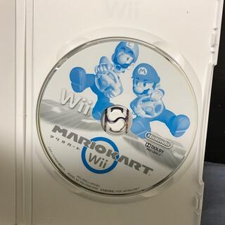Wii - マリオカートWii ディスクのみ