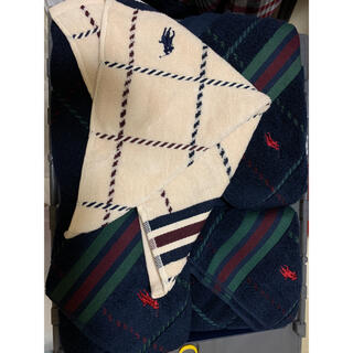 ラルフローレン(Ralph Lauren)のラルフローレン バスタオルセット(タオル/バス用品)