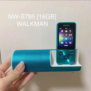 SONY - 【SONY】NW-S785 [16GB] WALKMAN  スピーカーセット