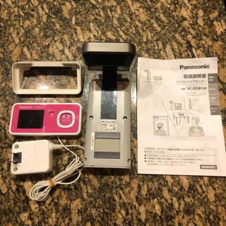 パナソニック(Panasonic)のゆづみな様 専用 ワイヤレス ドアモニター(防犯カメラ)